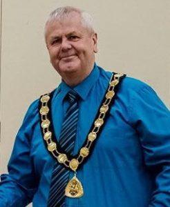 Mayor 2019-20 Garry Bull