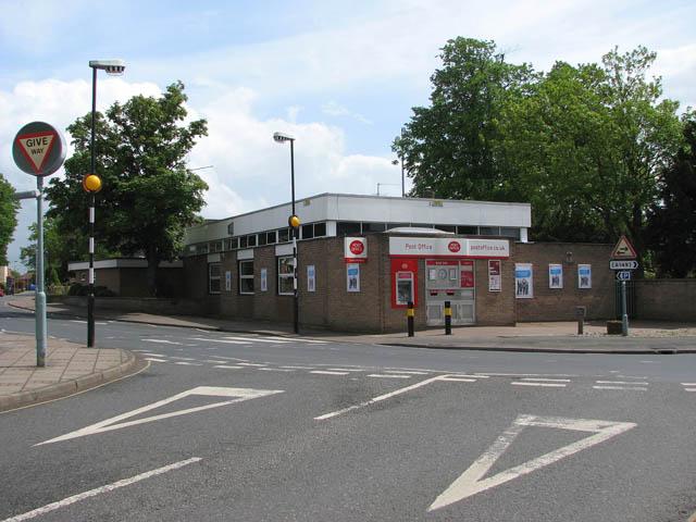 North Walsham Post Office